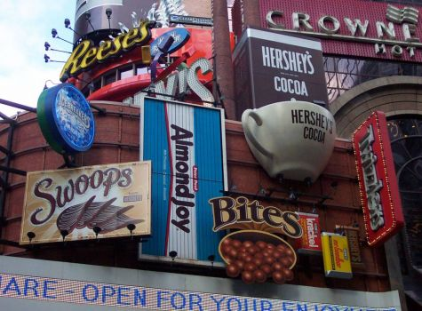 Hershey's Store - Times Square