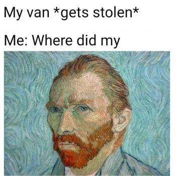 Where did...