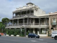Historic Hotel, Adelaide, Australia