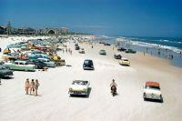 Daytona Beach 1950s