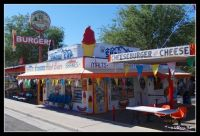Arizona, Route 66, Seligman, Snow Cap Drive-In