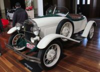 """Ford """"Model A"""" Boat Tail Speedster - 1929"""