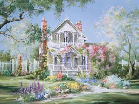 Charming House and Garden
