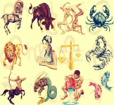 12 signs of the zodiac - which are you?