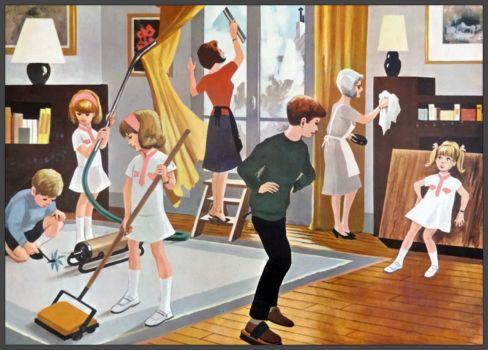 Doing Chores