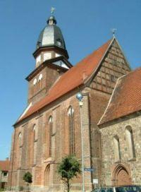 Waren (Müritz), Marienkirche