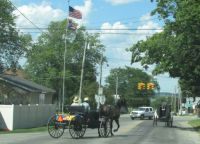Street View in Amish Country, Ohio