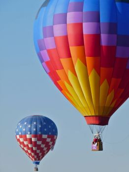 Colorado Balloon Classic, C Springs, 1