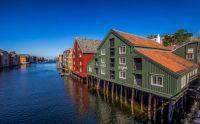 Norway_Bakklandet_Trondheim