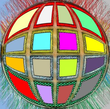 Colorball- 144