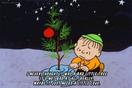 Linus and Tree
