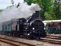 Historické vlaky