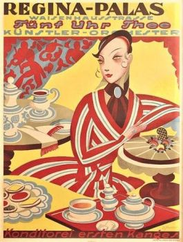 Themes Vintage illustrations/pictures - Regina-Palas