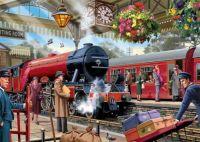 Vintage Steam Train (709)