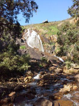 Lesmurdie Falls, Perth, Western Australia (larger)