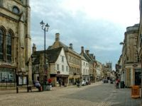 Stamford's Historic Town Centre - 22nd June 2004