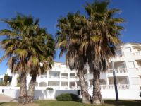Spain. A beautiful holiday appartement building near Vinarós