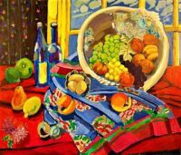 Abundant Fruit Still Life