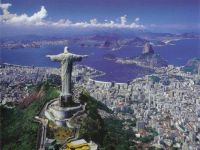 Christ The Redeemer Statue over Rio 1