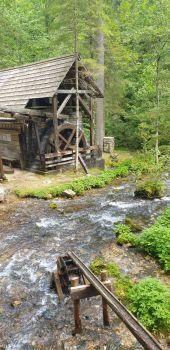 Alte Mühle im Mendlingtal