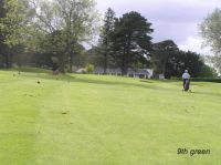 Edmondtown Golf Club, 9th green 1