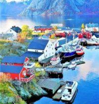 BEAUTIFUL LOFOTEN NORWAY