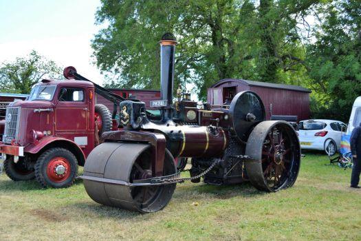 Aveling & Porter Road Roller E 5336 (9128) 'Major'   Steam ...  Road Roller Aveling