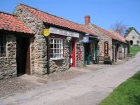 Village Store - Ryedale Folk Museum