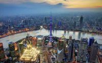 Jin Mao Tower, Oriental Pearl Tower - Shanghai, China