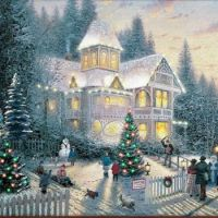 Holiday Scene