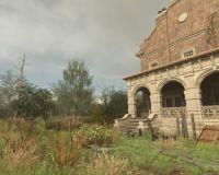 The Albert Estate #3 - Side & Back Yard (easier)