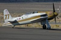 Rare Bear - Grumman F8F Bearcat - Winner Unlimited Gold Race