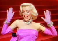 Gentlemen prefer blondes!