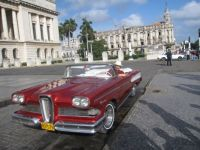 Cuban Cars #7 - Edsel