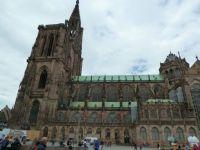 Strasbourg katedral