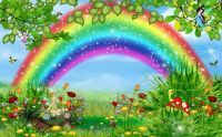 Beautiful-Rainbow-Art
