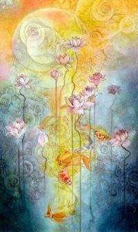 goldfish-lotus