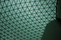Ceiling of the British Museum