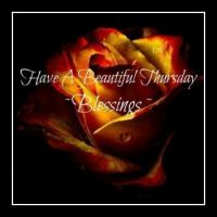 Good Morning - Thursday Blessings!