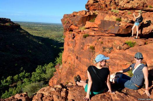 Kings Canyon Northern territory Australia