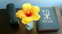 Pray for flowers