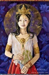 Guan Yin, Mother of Mercy and Compassion