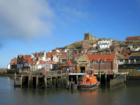Whitby Harbour.....