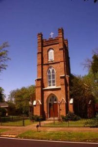 Episcopal Church Aberdeen Mississippi