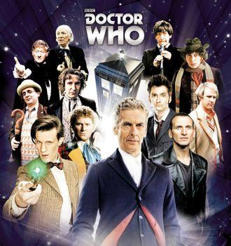 doctor who twelve doctors calendar