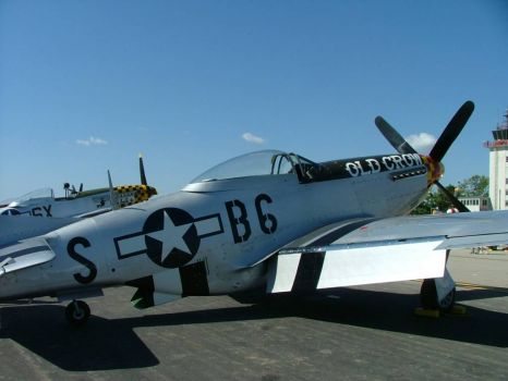 P-51 Old Crow 2 GML2007