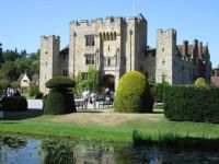 Hever Castle, Kent, UK