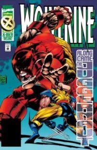 Wolverine Juggernaut