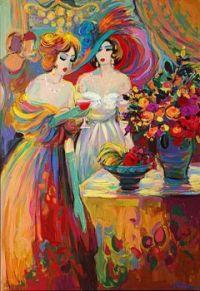Women In Gowns