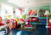 Bright, cheery, and eclectic